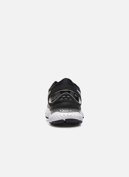 Chaussures de sport Asics Gel-Nimbus 22 Noir vue droite