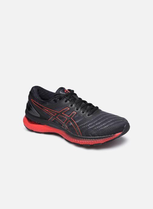 Chaussures de sport Asics Gel-Nimbus 22 Noir vue détail/paire