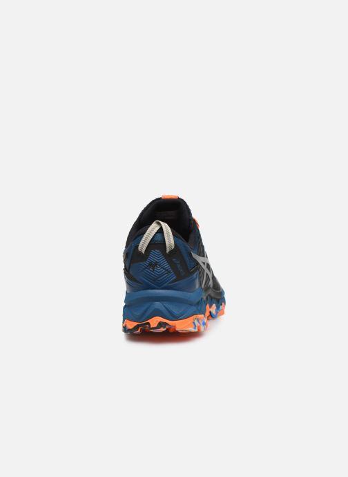 Chaussures de sport Asics Gel-FujiTrabuco 8 Multicolore vue droite