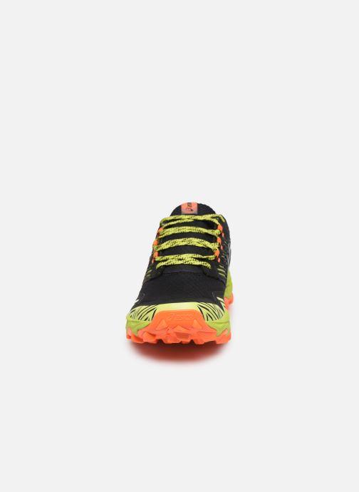 Chaussures de sport Asics Gel-FujiTrabuco 8 Multicolore vue portées chaussures