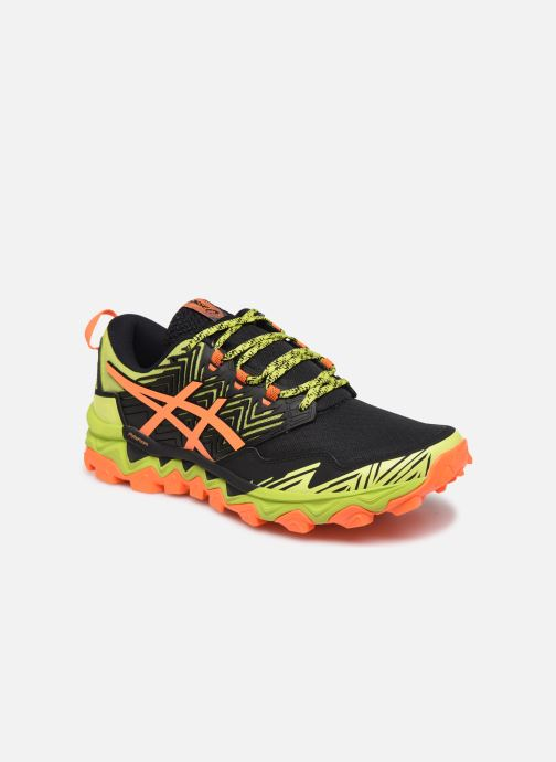 Chaussures de sport Asics Gel-FujiTrabuco 8 Multicolore vue détail/paire