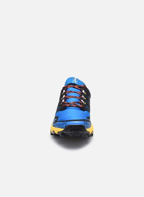 Zapatillas de deporte Asics Gel-FujiTrabuco 8 Azul vista del modelo