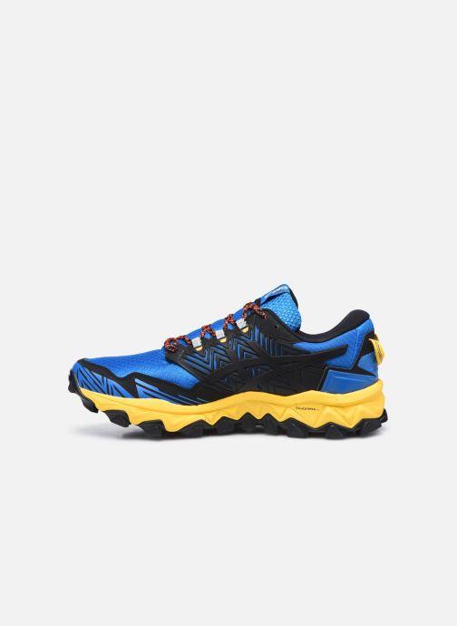 Zapatillas de deporte Asics Gel-FujiTrabuco 8 Azul vista de frente