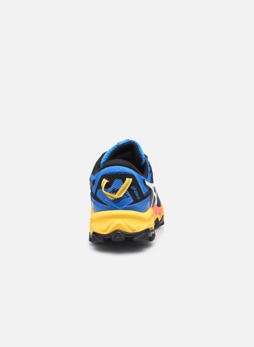 Zapatillas de deporte Asics Gel-FujiTrabuco 8 Azul vista lateral derecha