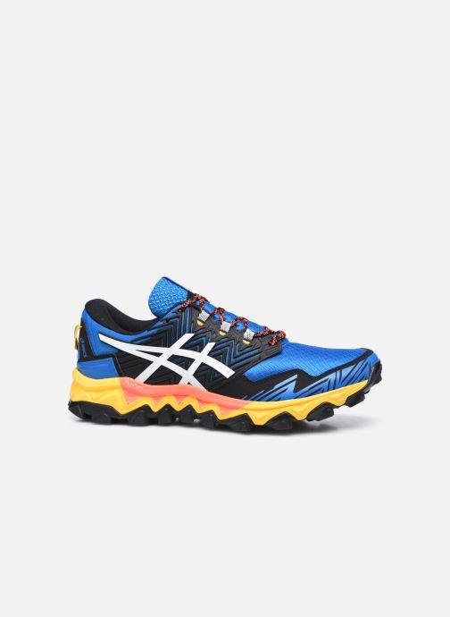 Zapatillas de deporte Asics Gel-FujiTrabuco 8 Azul vistra trasera