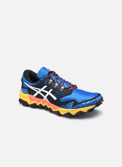 Zapatillas de deporte Asics Gel-FujiTrabuco 8 Azul vista de detalle / par