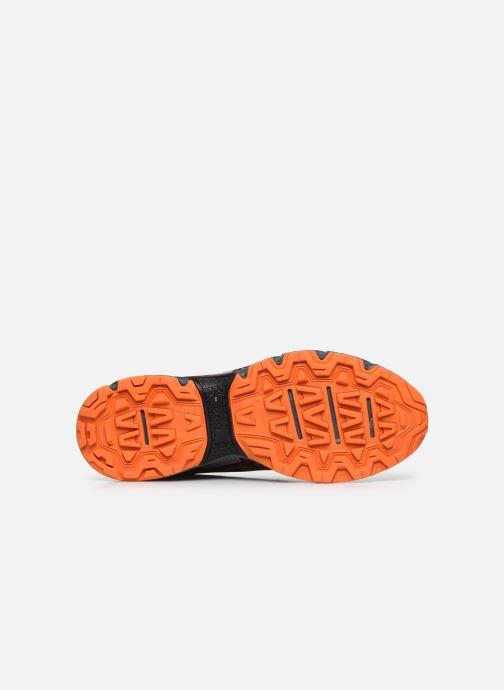 Chaussures de sport Asics Gel-Venture 7 H Gris vue haut