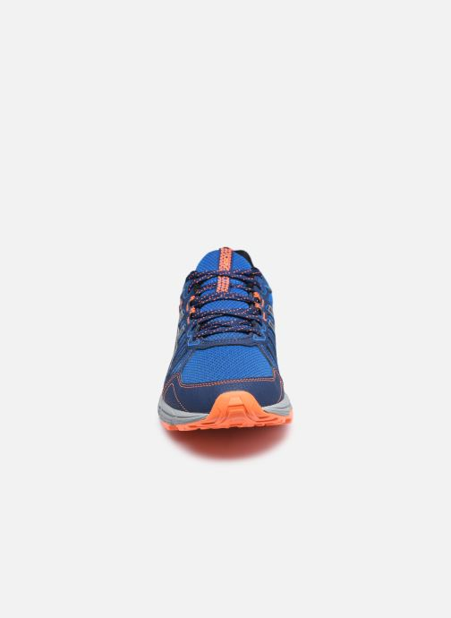Chaussures de sport Asics Gel-Venture 7 H Bleu vue portées chaussures