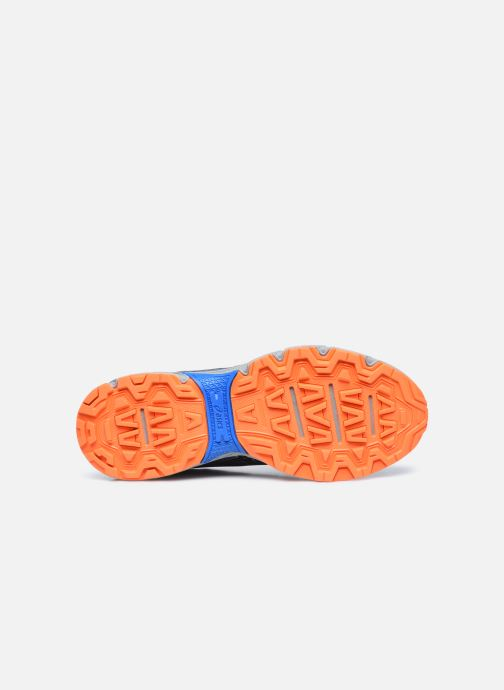 Chaussures de sport Asics Gel-Venture 7 H Bleu vue haut