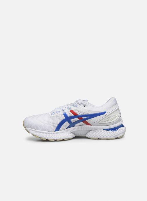 Chaussures de sport Asics Gel-Nimbus 22 Retro Tokyo Blanc vue face