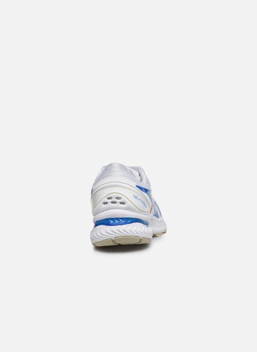 Chaussures de sport Asics Gel-Nimbus 22 Retro Tokyo Blanc vue droite