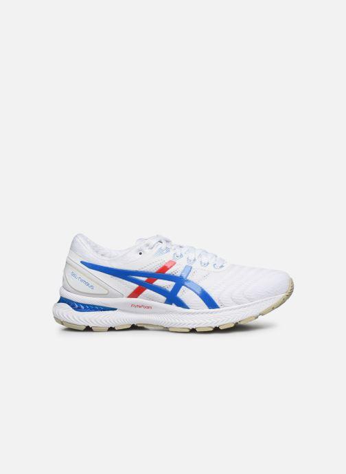 Chaussures de sport Asics Gel-Nimbus 22 Retro Tokyo Blanc vue derrière