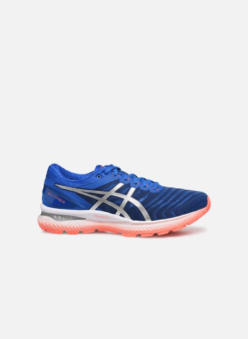 Chaussures de sport Asics Gel-Nimbus 22 Bleu vue derrière