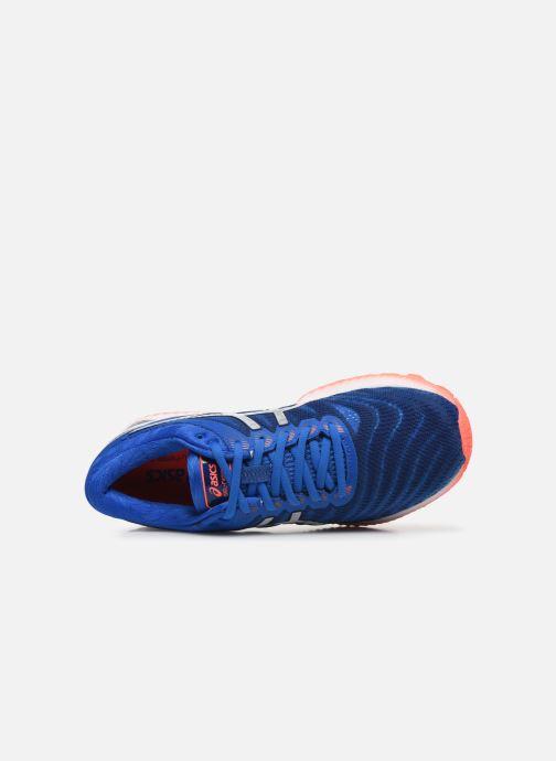 Chaussures de sport Asics Gel-Nimbus 22 Bleu vue gauche