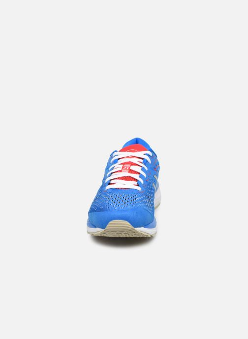 Chaussures de sport Asics Gel-Cumulus 21 Retro Tokyo Bleu vue portées chaussures