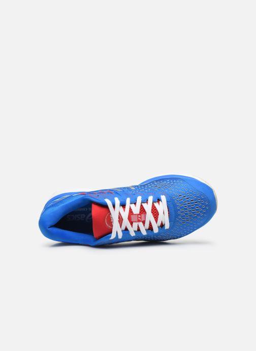 Chaussures de sport Asics Gel-Cumulus 21 Retro Tokyo Bleu vue gauche