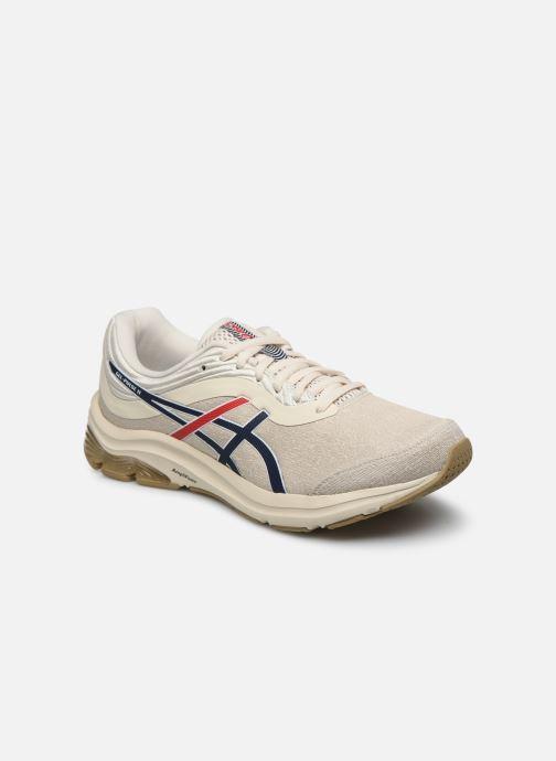 Chaussures de sport Asics Gel-Pulse 11 MX Blanc vue détail/paire