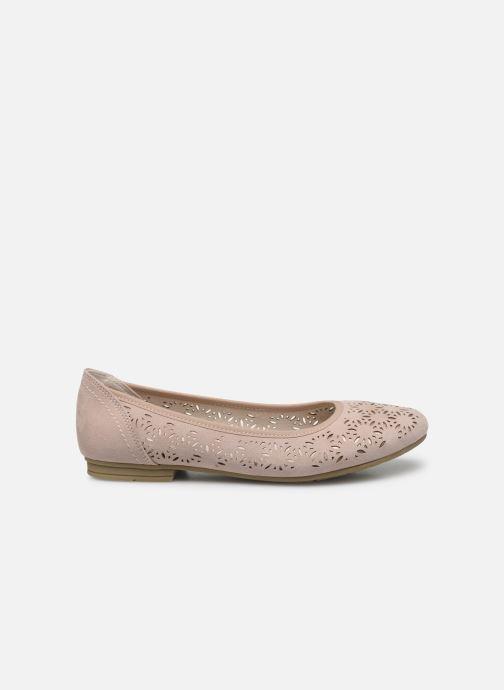 Ballerines Jana shoes JOAN Rose vue derrière