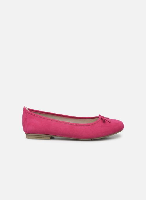 Ballet pumps Jana shoes JILLI Pink back view