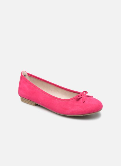 Ballet pumps Jana shoes JILLI Pink detailed view/ Pair view