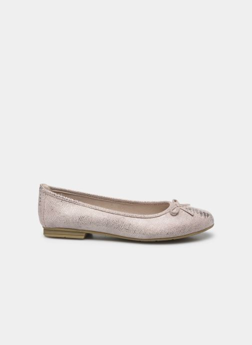 Ballerinas Jana shoes JILLI rosa ansicht von hinten
