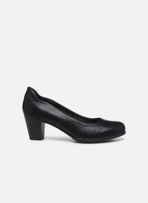 Pumps Jana shoes JAYA schwarz ansicht von hinten