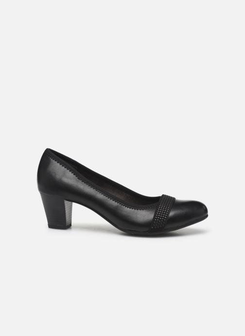 Escarpins Jana shoes JAZA Noir vue derrière