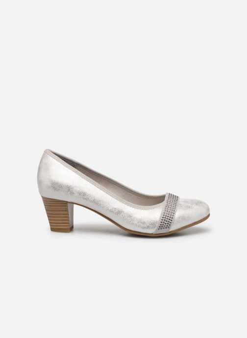 Escarpins Jana shoes JAZA Argent vue derrière