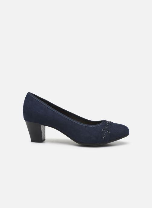 Décolleté Jana shoes JELENA Azzurro immagine posteriore