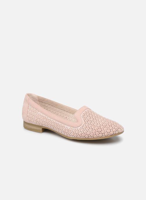 Mocasines Jana shoes JEHAN Rosa vista de detalle / par