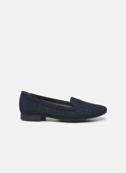 Mocasines Jana shoes JEHAN Azul vistra trasera