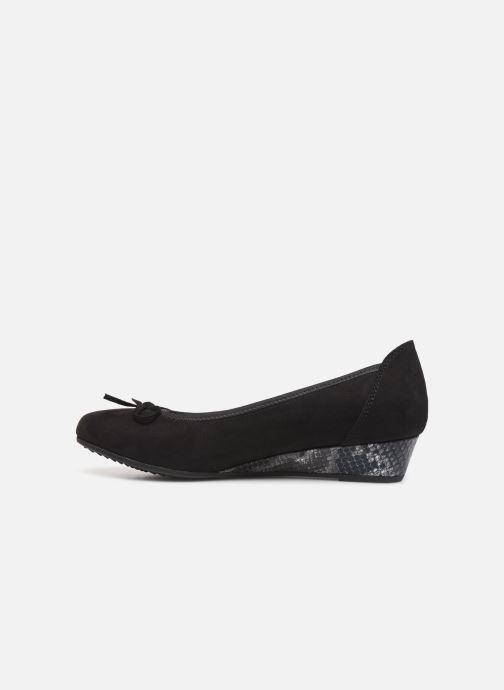 Escarpins Jana shoes JYOTI Noir vue face