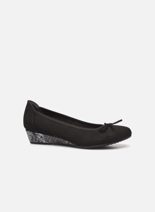 Escarpins Jana shoes JYOTI Noir vue derrière