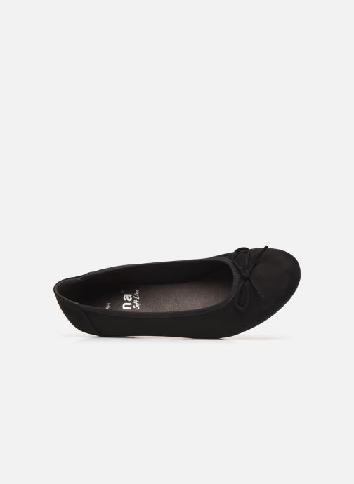 Zapatos de tacón Jana shoes JYOTI Negro vista lateral izquierda