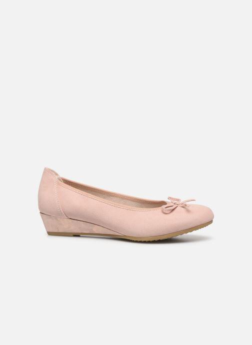 Pumps Jana shoes JYOTI Roze achterkant