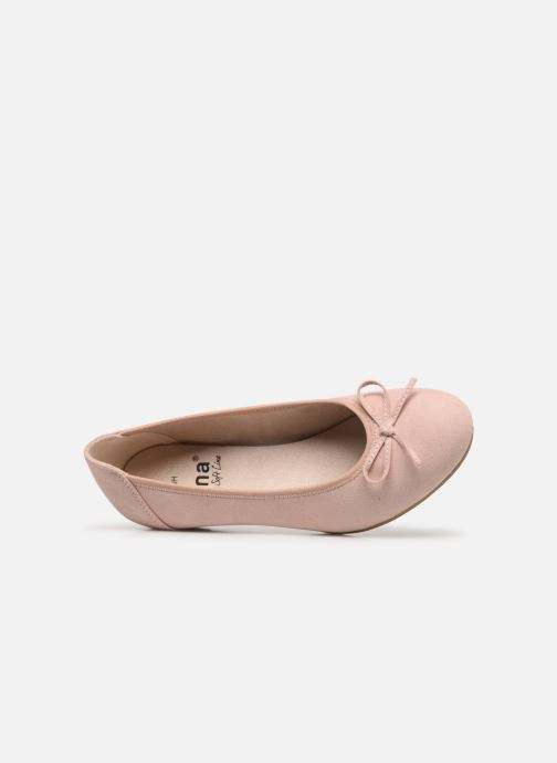 Zapatos de tacón Jana shoes JYOTI Rosa vista lateral izquierda