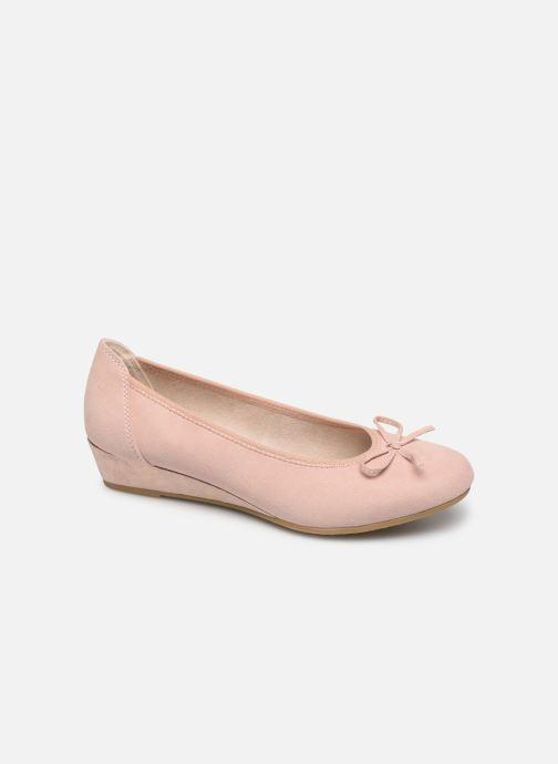 Zapatos de tacón Jana shoes JYOTI Rosa vista de detalle / par