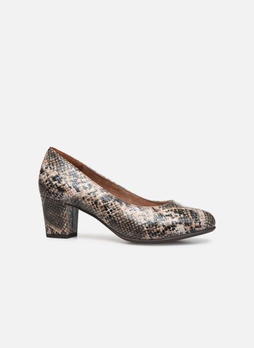 Escarpins Jana shoes JELICA Marron vue derrière