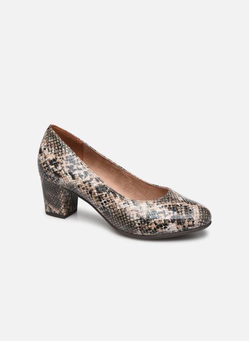 Escarpins Jana shoes JELICA Marron vue détail/paire