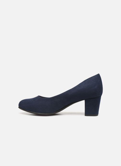 Zapatos de tacón Jana shoes JELICA Azul vista de frente