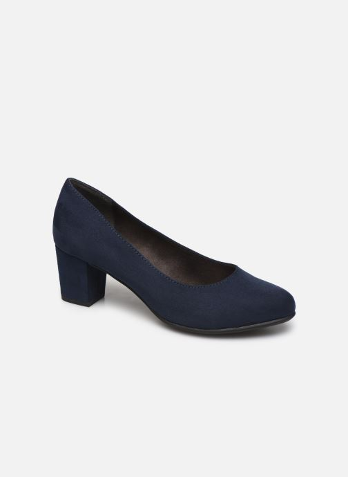 Pumps Jana shoes JELICA Blauw detail