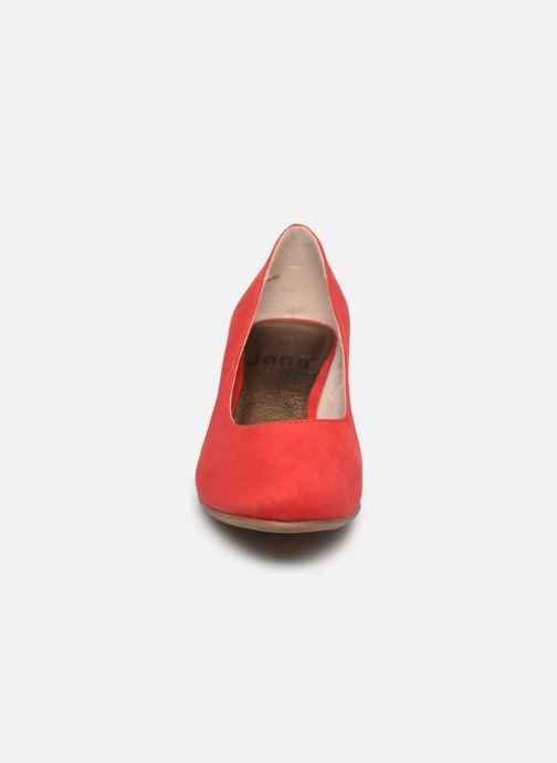 Zapatos de tacón Jana shoes JELICA Rojo vista del modelo