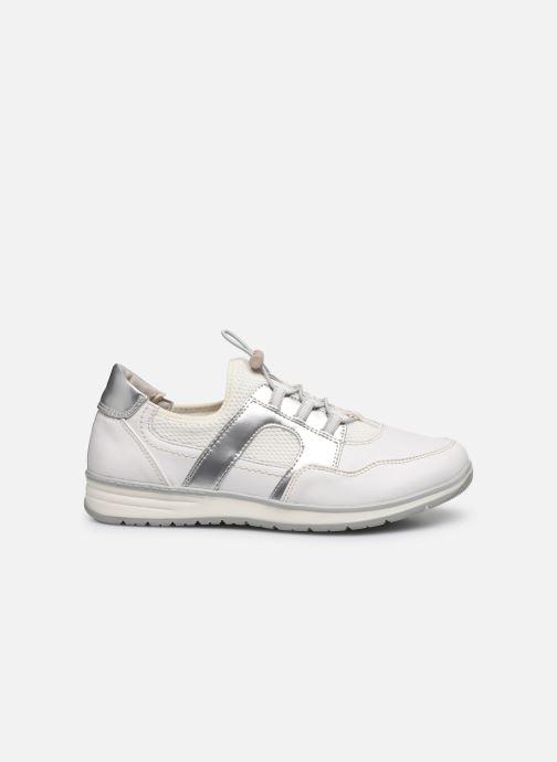 Sneakers Jana shoes JOALA Zilver achterkant