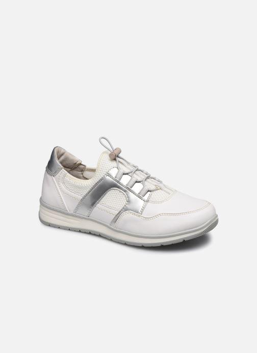 Sneakers Jana shoes JOALA Zilver detail
