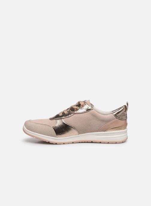 Sneakers Jana shoes JODDY Roze voorkant