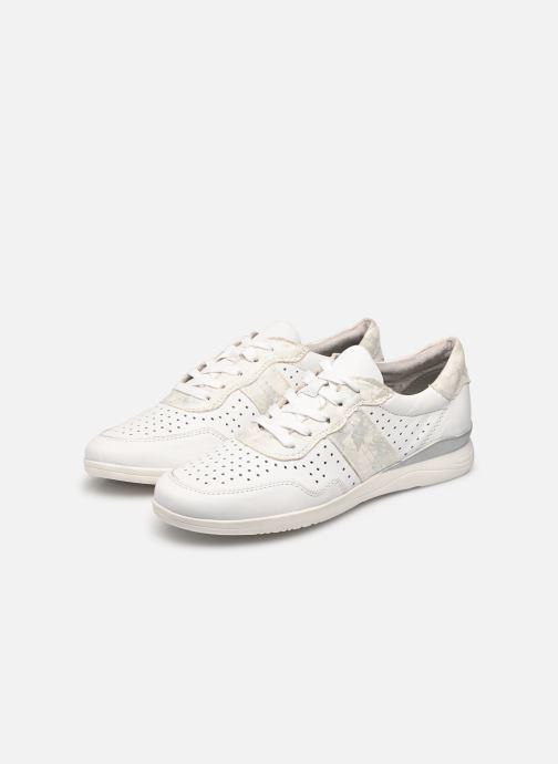 Sneakers Jana shoes JONE Bianco immagine dal basso