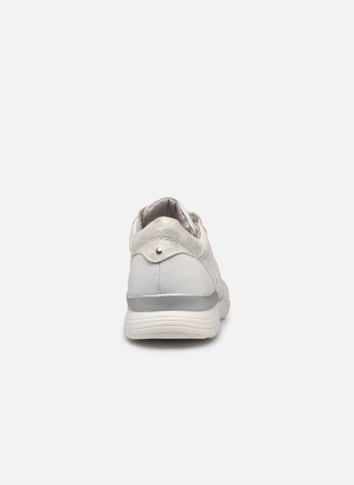 Sneakers Jana shoes JONE Bianco immagine destra
