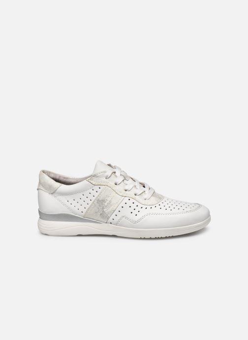 Sneakers Jana shoes JONE Bianco immagine posteriore