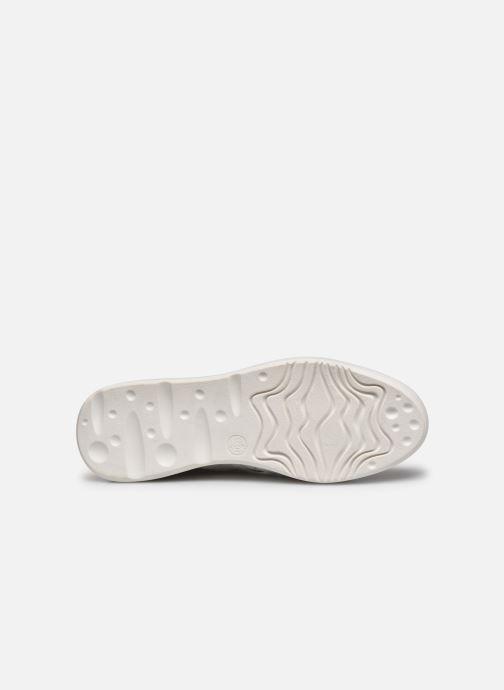 Sneakers Jana shoes JONE Bianco immagine dall'alto