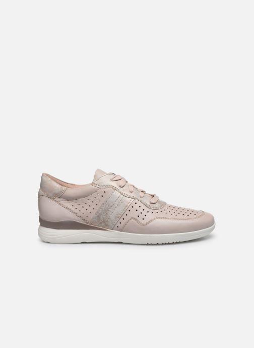 Sneakers Jana shoes JONE Rosa immagine posteriore